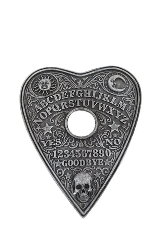 Spirit Board Ouija Board Planchette Shaped Box Trinket Box - Skelapparel