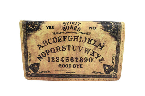Vintage Look Spirit Board Ouija Board Small Wallet Wiccan Gothic Gift