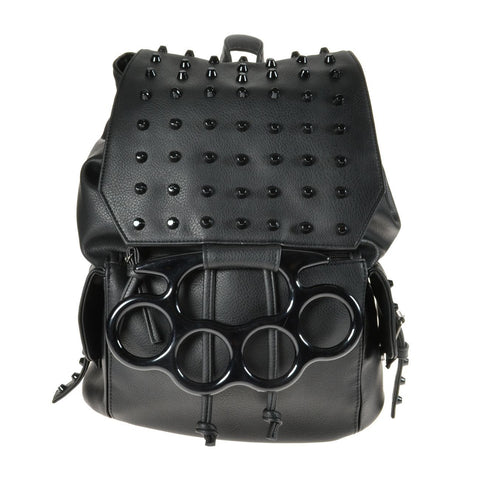 Brass knuckles Backpack