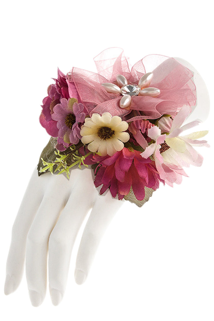 Wedding party corsage