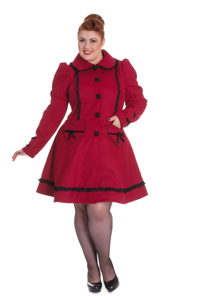 Cute winter coats plus size