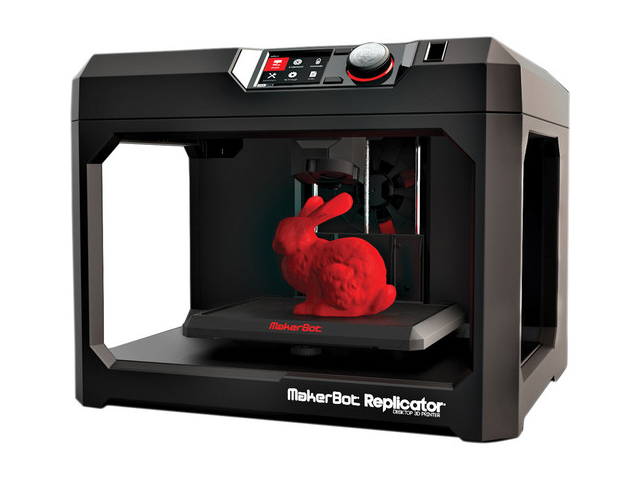 Makerbot Replicator 5th Gen on sale now