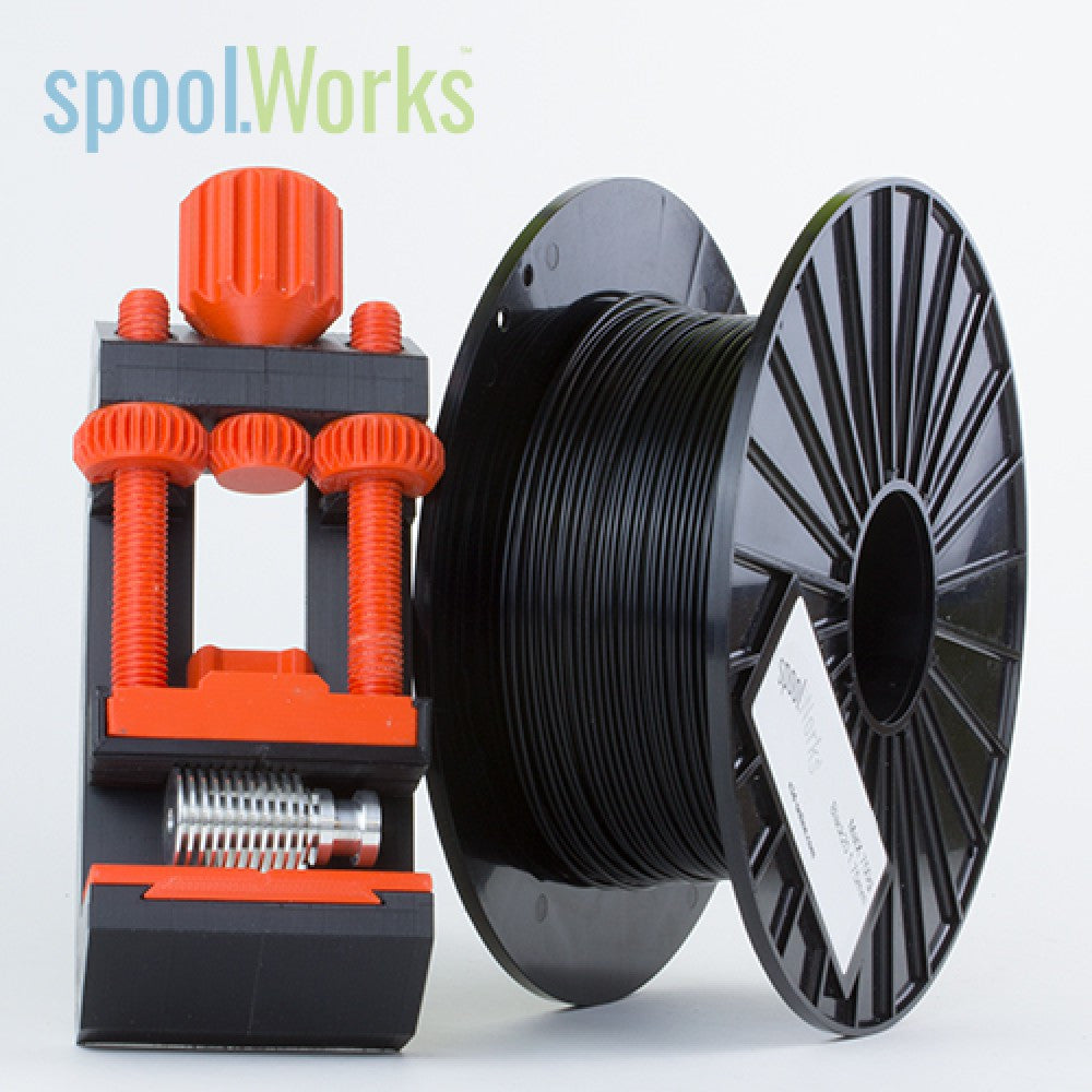 MatX Very Black ASA filament 1.75mm from e3d online