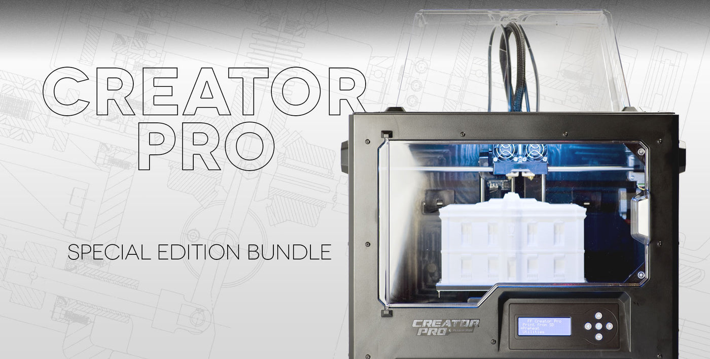 Australia's one stop 3D printer shop in education home & professionals