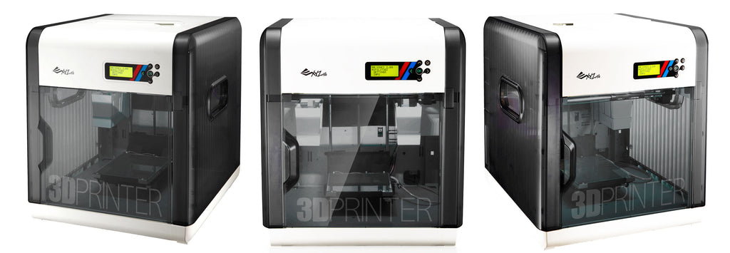 Da Vinci 2.0 Duo 3d printer by XYZprinting