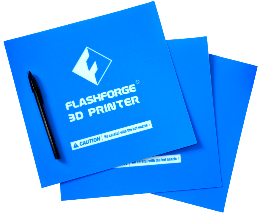 Build Surface for Flashforge Guider 265 x 255mm