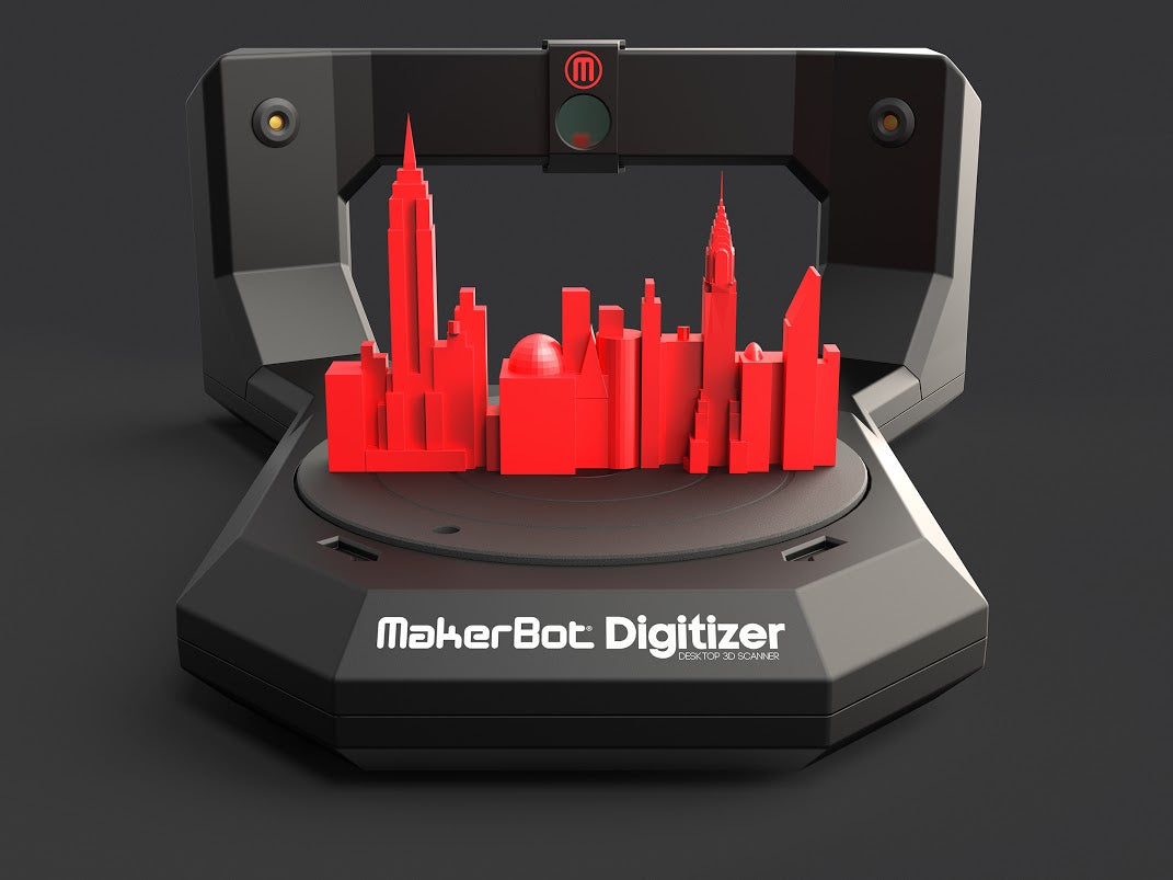 MakerBot Digitizer front view