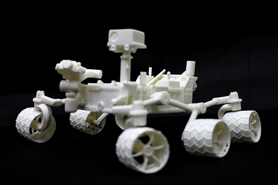 Moon Buggy 3D Printed On a Flashforge Creator Pro