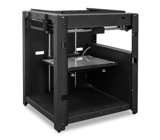 Flashforge guider 2 II 3d printer build chassis frame metal melbourne victoria australia