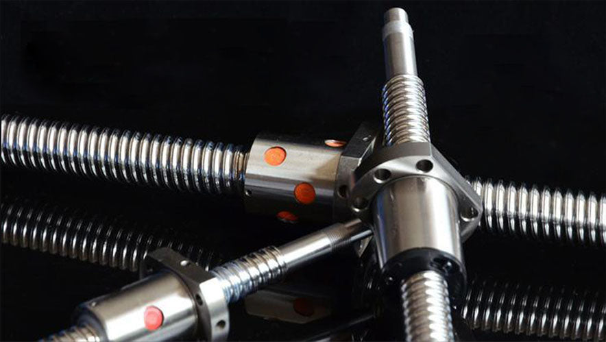 TBI Motion Ball Screws ensure the highest quality 3d printing