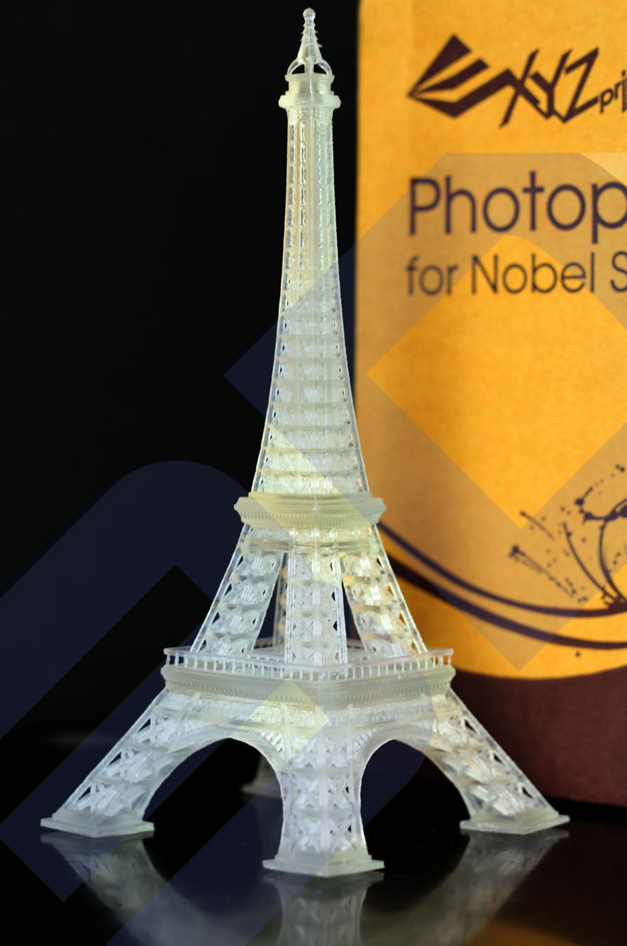 Nobel 1.0 3D Print Sample