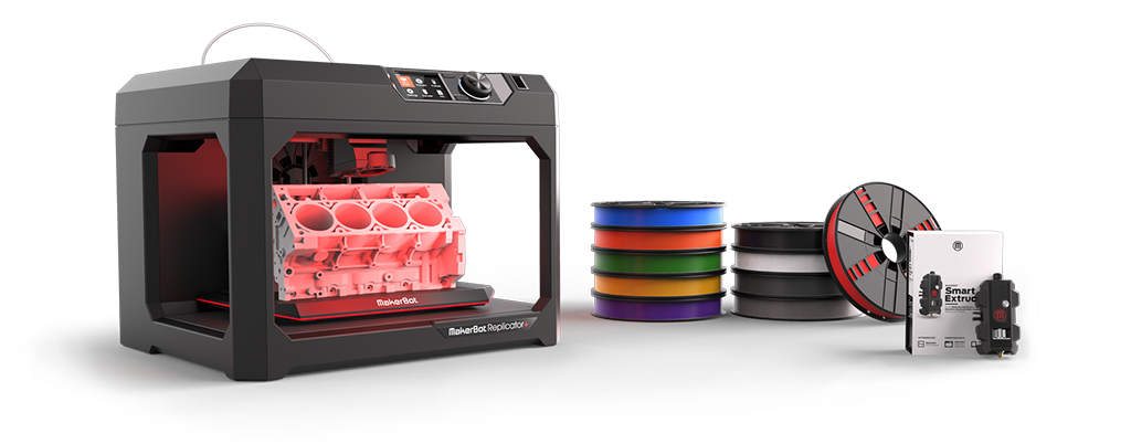 replicator plus makerbot package essentials bundles for school and business in melbourne australia