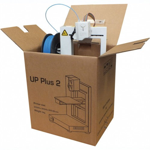 Unboxing the Up Plus 2 3D Printer