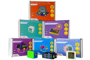 Stem 3d kitsfor the classroom