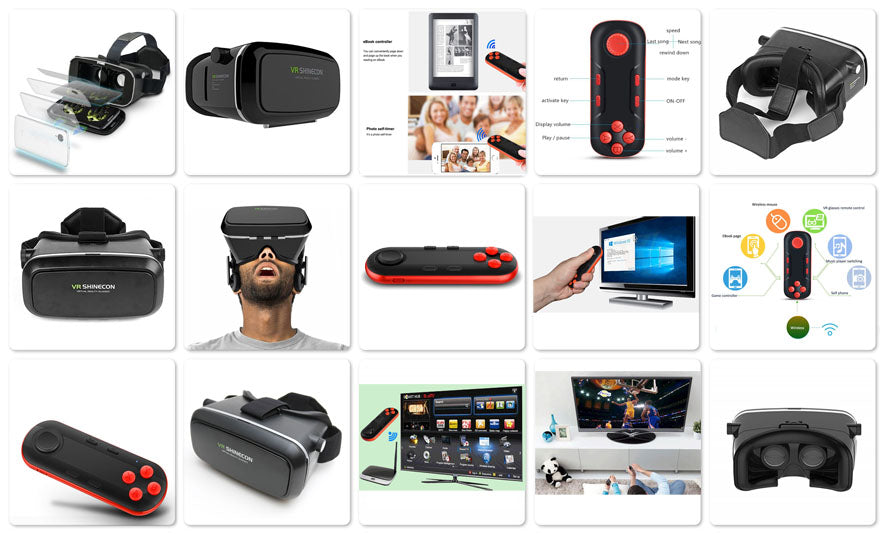 3D VR Headset and Bluetooth Gamepad free with Up Mini 2 3D Printer