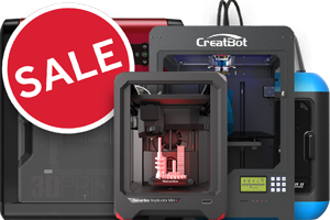 3D Printer discounted items for sale with lowest prices