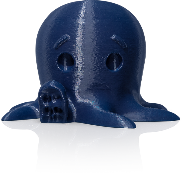 makerbot PLA filament true ocean blue octopus print replicator limited edition