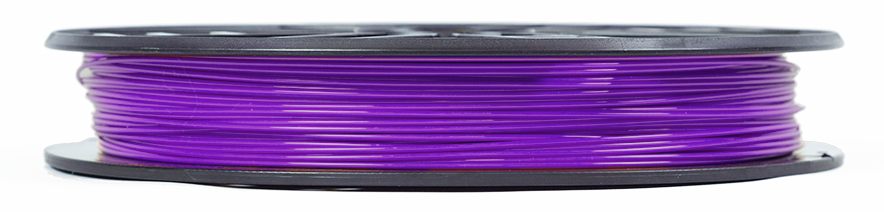 makerbot PLA replicator true purple 3d printer filament