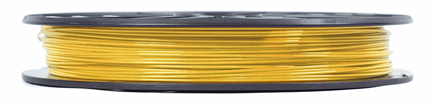 makerbot PLA filament true yellow replicator