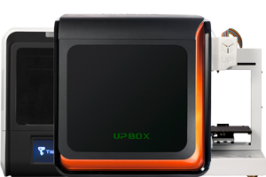 Up! 3D Printers by Tiertime including Up Box, Up Plus 2 & Up Mini 2
