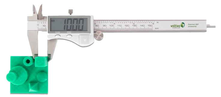 Voltivo Digital Calipers are part of the essential 3d printing toolbox