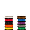 10 pack makerbot PLA filament spool 3d printer printing materials small