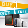 buy 1 get 1 free Up Box Up Mini 2 3d printer sale