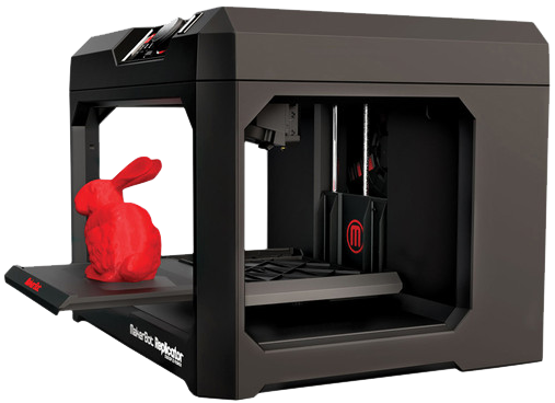 MakerBot Factory Certified Refurbished Replicator 5th Gen (ex gst)
