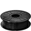 flashforge filament ABS spools roll 3d printer printing black