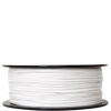 makerbot ABS filament material 3d printing printer true white