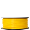 makerbot ABS filament material 3d printing printer true yellow