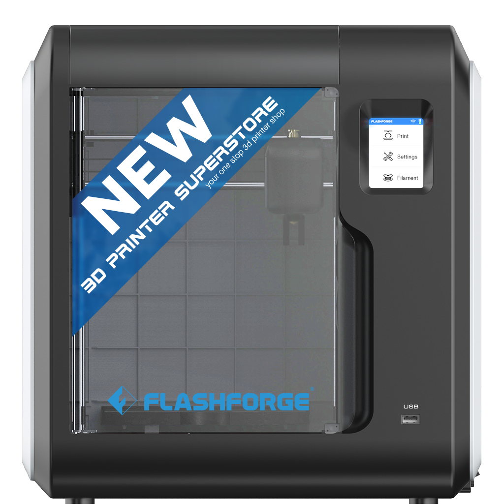 flashforge 3d printer adventurer 3 III new small HD