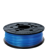 xyz 3d printer printing filament PLA roll nano mini junior jr clear blue