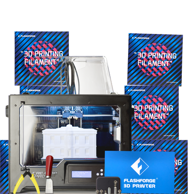 Flashforge Creator Pro special edition exclusive to the 3D printer superstore super engineering bundle melbourne australia