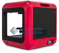 Flashforge Finder 3D Printer Rear View
