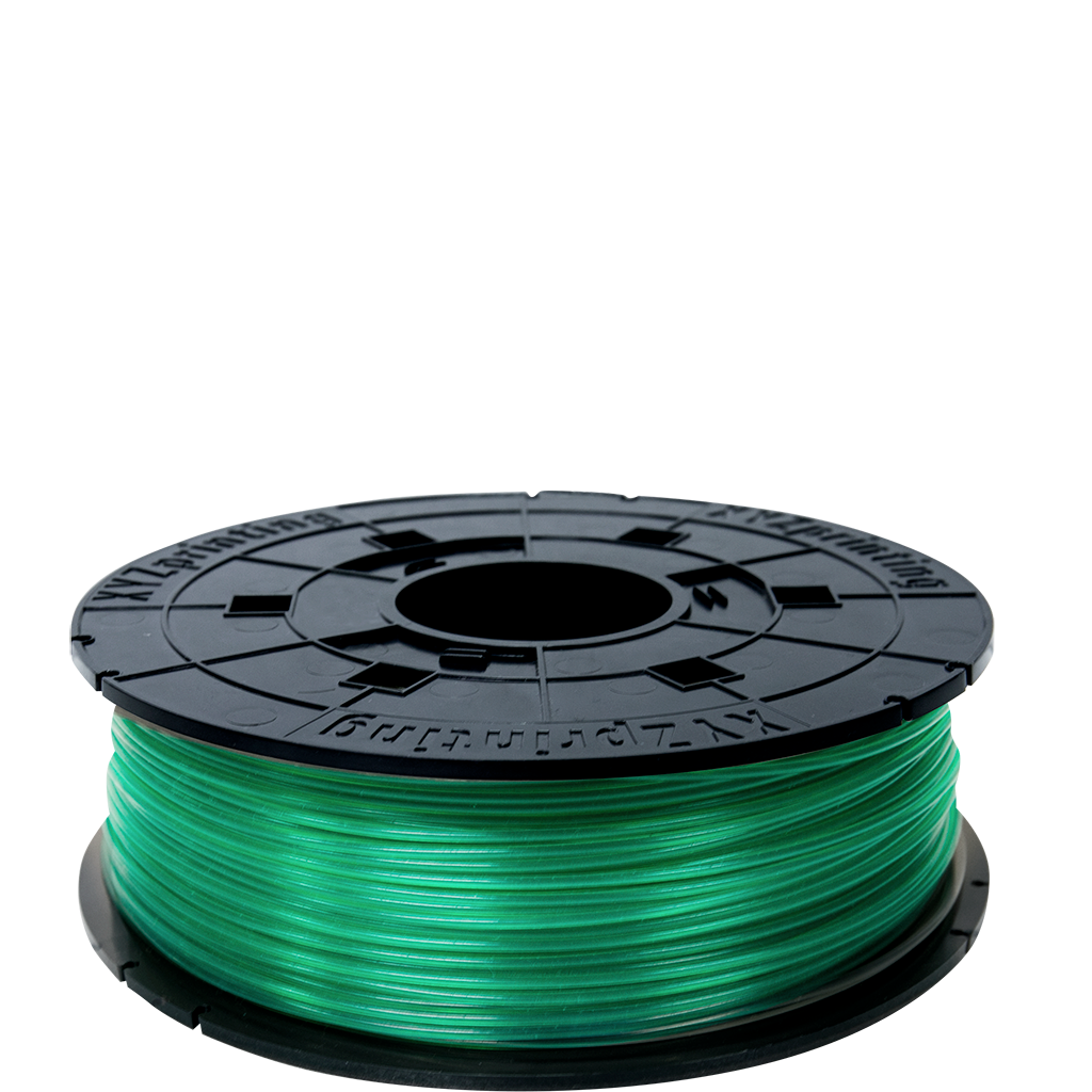 da Vinci PLA Clear Green