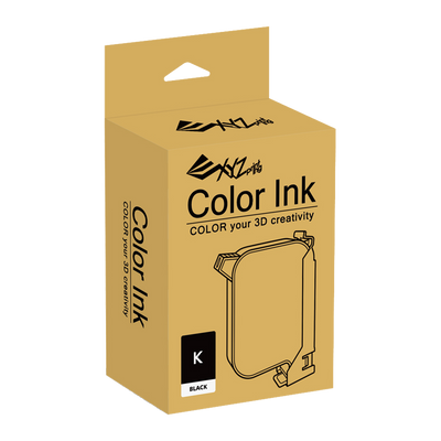 xyzprinting xyz printing printer da vinci color colour ink black