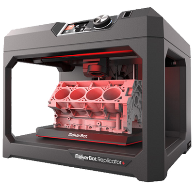 MakerBot Replicator+ Experimental Bundle