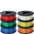 6 Pack da Vinci Jr PLA Filament 6 x 600g