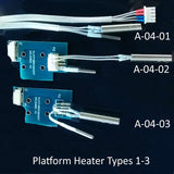Genuine Platform Heater & Sensor for Up! Plus Printers