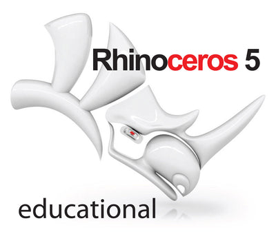 Rhino 5 for Windows Educational Single User