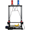 all new t-rex3 3d printer from formbot with idex extruders and a giant build area