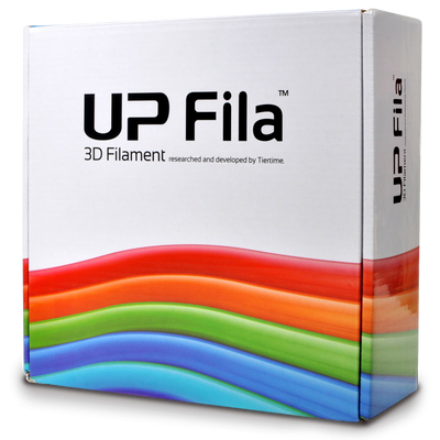 Up Fila ABS+ Premium 3D Filament Box by Tiertime
