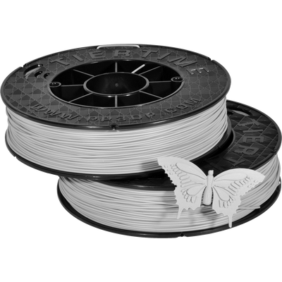 Up Fila ABS Breathless Grey 1.75mm filament by Tiertime
