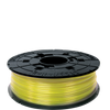 xyz 3d printer printing filament PLA roll nano mini junior jr yellow