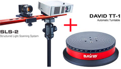 David SLS-2 / David SLS-2 3D Scanning Bundle