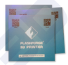 Flashforge Finder Printing Surface 3 pack