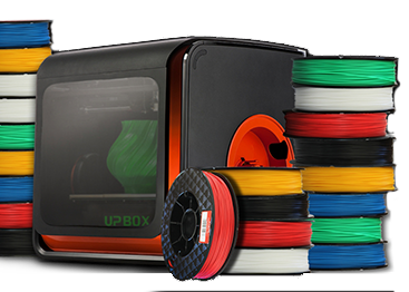 UP BOX+ Classroom Year's supply Free Filament (ex GST)