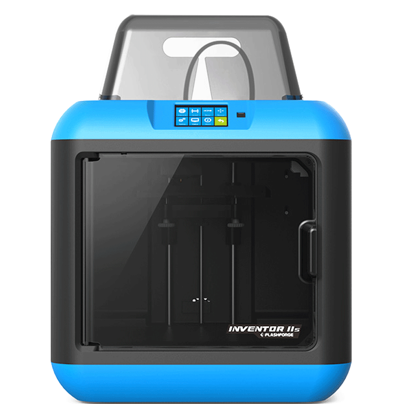 Flashforge Invnetor IIs with Active Carbon Filter