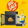 Promotion: Buy 1 UP300 3D Printer Get 1 Cetus 3D printer FREE